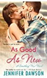 As Good As New (A Something New Novel)