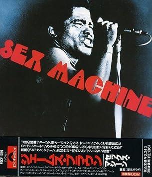 "James Brown ../""SEX MACHINE/""..Retro Album Cover Poster Various Sizes"