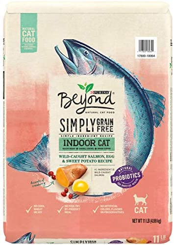 Purina Beyond Grain Free, Natural, Adult Dry Cat Food