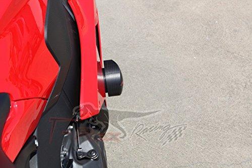 T-Rex Racing 2012 - 2016 Honda CBR1000RR No Cut Frame Sliders by T-Rex Racing (Image #4)