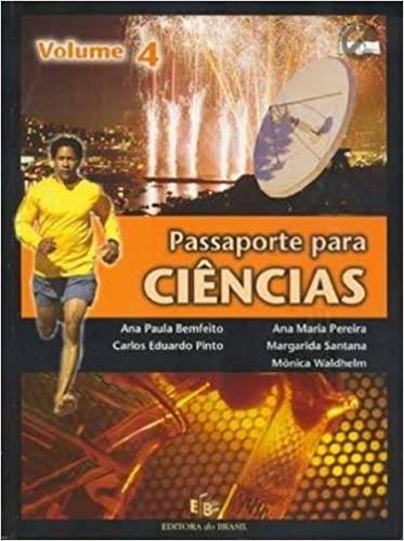 Passaporte Para Ciencias. 9º Ano - Volume 4
