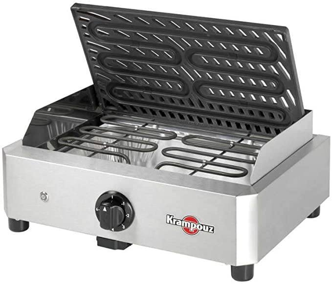 Krampouz Mythic GECIM1OA00 Barbecue électrique   Boulanger