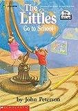 Littles Go to School, John Peterson, 0613298284