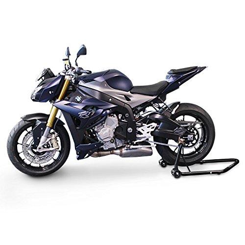 B/équille arri/ère ConStands Universal-Racing S noir pour Yamaha FZ6// Fazer// S2 MT-01 FZR 600// R FZR 1000 MT-03 FZ8