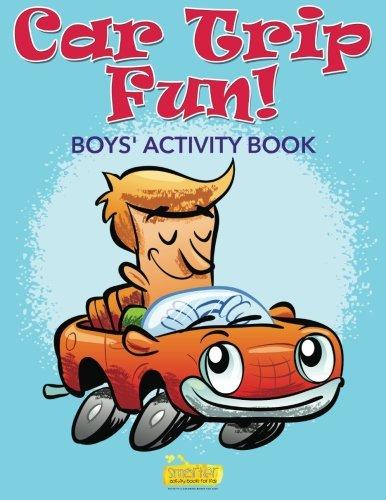 Download Car Trip Fun! Boys' Activity Book PDF