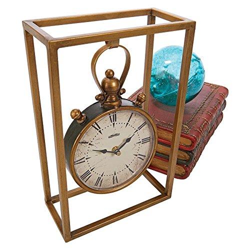 Design Toscano Industrial Age Mantel Clock by Design Toscano