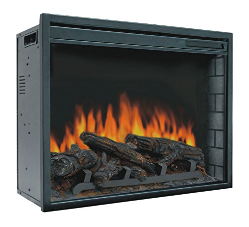 Direct Vent Wood Fireplace (23