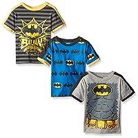 Batman Little Boys' Batman Tees(Pack of ...