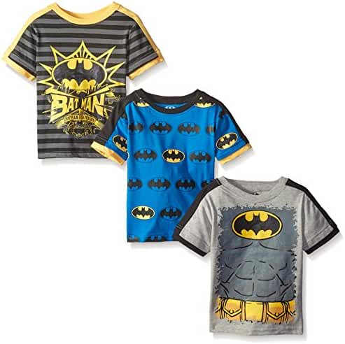 Batman Boys' Value Pack T-Shirt