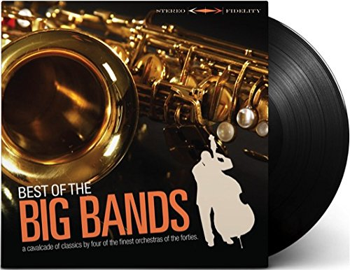Best of the Big Bands (Vinyl LP Record)