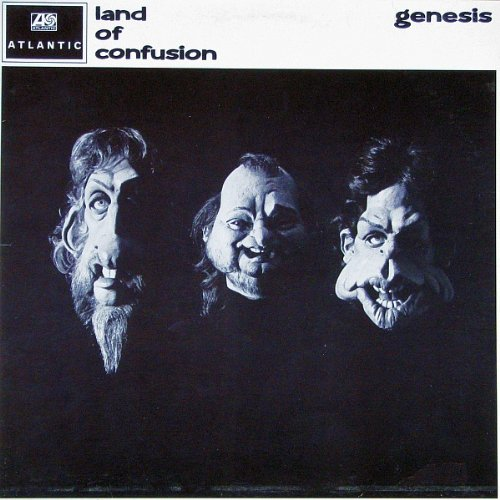 Genesis - Land Of Confusion / Feeding The Fire 45 Rpm Single - Zortam Music