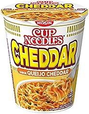 Cup Noodles Sabor Cheddar Nissin 69g