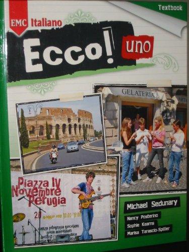ECCO UNO,LEVEL 1-TEXT