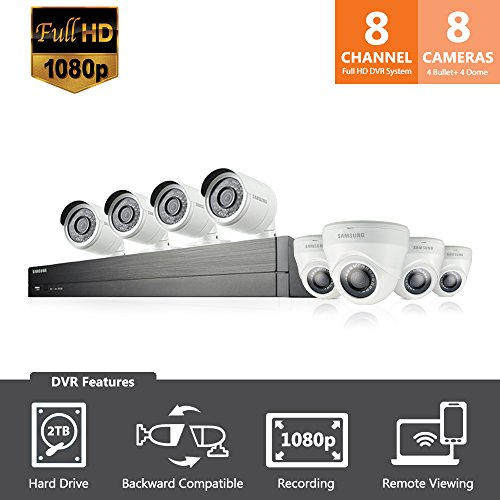 Complete 8 Channel Dvr - 8