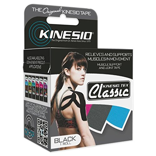 Xomed-Treace Inc - MDSCKT95125 : Kinesio Tex Classic Tapes by Kinesio