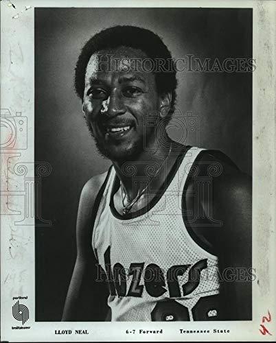 1979 Press Photo Portland Traliblazer basketball player Lloyd Neal, 6'7