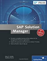 SAP Solution Manager, 3rd Edition Front Cover