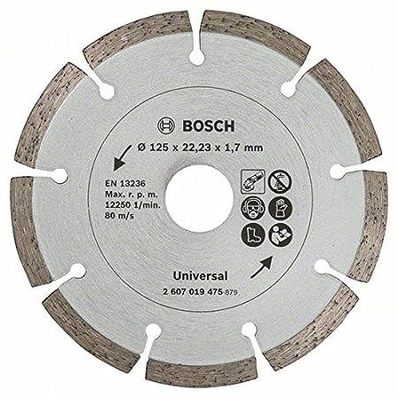 BOSCH Diamant Trennscheibe 125mm 125 mm Best for Ceramic EC Turbo 2608602479
