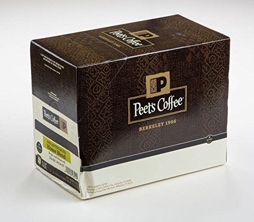 Peet's Coffee-House Blend - Count 22 K-cups