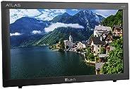 Ikan Atlas 19.5-inch 3G-SDI/HDMI Field & Studio Monitor with 3D Luts/Scopes, Ultra HD/DCI 4K Support via HDMI Input (Ax20) -