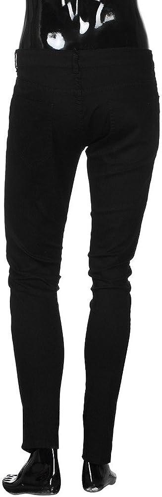 BaZhaHei-Pantalones de hombre Pantalones Vaqueros con Cremallera ...