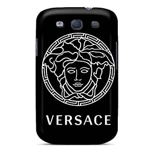 MansourMurray Samsung Galaxy S3 Protective Hard Phone Covers Customized HD Versace Theme Image [NFc14638EwuO]