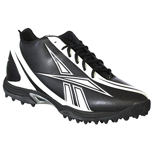 BURNER QUAG REEBOK amp; FOOTBALL BLACK WHITE 8 5 5 12 MENS PRO SPEED CLEATS 4RXgR5