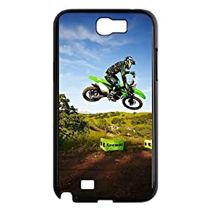 Samsung Galaxy Note 2 N7100 Phone Cases Black Motocross BCH987146
