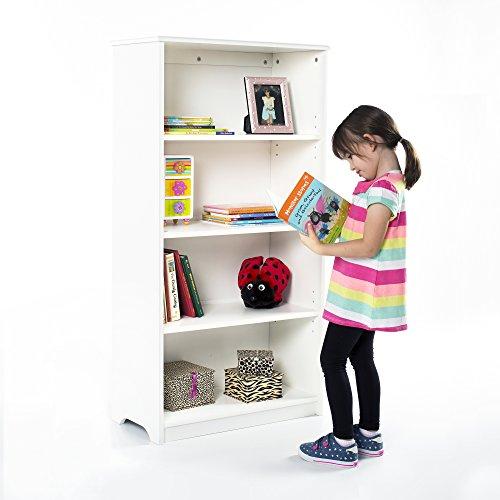 one sided bookshelf - 4