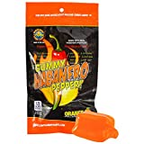 3 Pack of Spicy Gummy Peppers
