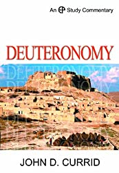 Deuteronomy (EP Study Commentary) (Evangelical Press Study Commentary)