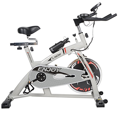 L-NOW Fitness Indoor Cycling Bike,Indoor Stationary Trainer Exercise Bike(598) L NOW