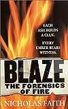 Blaze, Nicholas Faith, 0312979789
