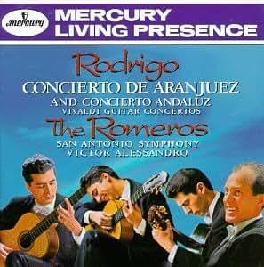 Rodrigo: Concierto de Aranjuez / Concierto Andaluz / Vivaldi: Guitar Concertos