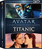 Blu-ray 3D Avatar + Titanic - 6-Disc Set [ Brazilian Edition ] [ English + Portuguese + Spanish ] [ Region ALL ]