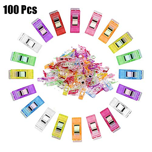 100PCS Colorful Quilting Multipurpose Accessories product image