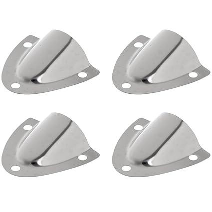 Amazon.com: Gimiton - Juego de 4 cubiertas de ventilación ...