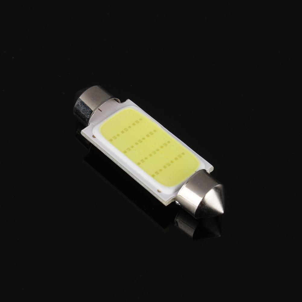 41mm 12V COB Panneau d/éclairage LED Lampe de Lecture Feu Arri/ère Lumi/ère de Voiture Lampe de Lecture de Voiture