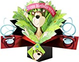 1 X THE ORIGINAL POP UPS - 010 - MONKEY - BIRTHDAY CARD [Office Product]