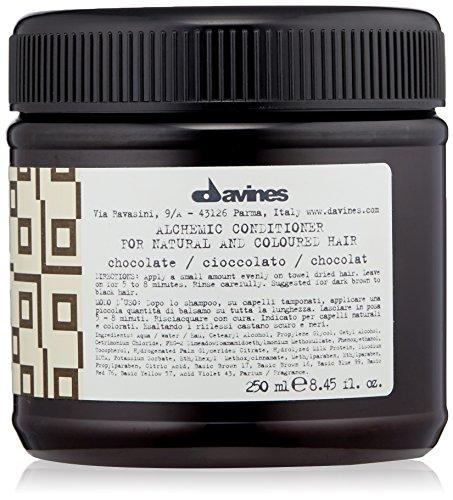 Davines Alchemic Conditioner, Chocolate, 8.45 fl. oz.