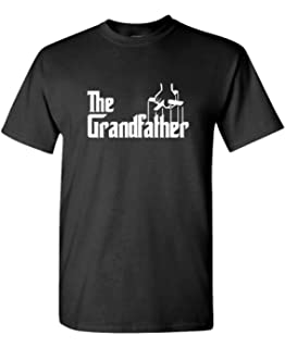 eedc0650 The Goozler The Grandfather Funny Father's Day Spoof - Mens Cotton T-Shirt