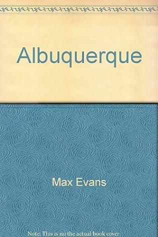 book cover of Albuquerque