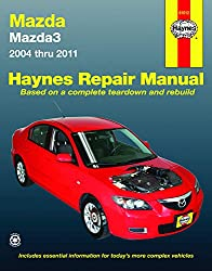 Image of the product Mazda 3 04 11 Technical that is listed on the catalogue brand of Haynes.