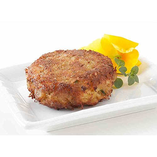 (Oyster Bay Restaurant Style 3 Ounce Crab Cake, 2.25 Pound -- 1 each.)