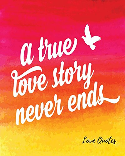 Read Online Love Quotes: Blank Book For Writing Large PDF