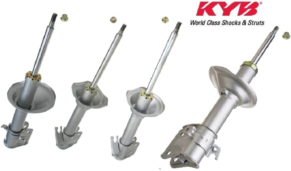KYB Shock Absorber and Strut Assembly Rear Passenger Right Side New 334302