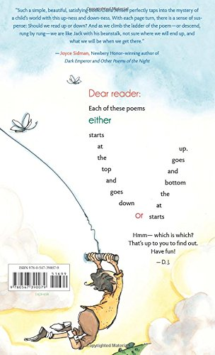 A Meal of the Stars: Poems Up and Down by Houghton Mifflin Books for Children