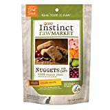 Instinct Freeze Dried Raw Market Nuggets Grain Fre...