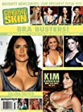 Celebrity Skin #173 BRA BUSTERS! Double-D Divas & Super-Stacked Sexbombs Unleashed