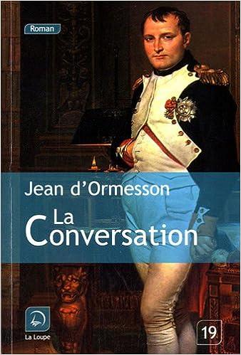 Livre La conversation (Grands caractères) epub, pdf